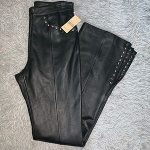 Maxima Wilsons Leather Pants 8 NWT